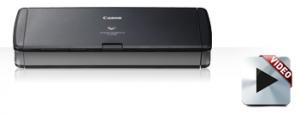 Scanner CANON P215II