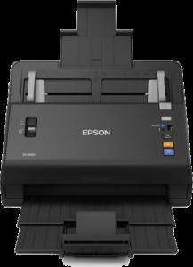 Scanner EPSON DS 860